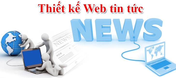 thiết kế web tin tức, báo điện tử tại Đà Nẵng