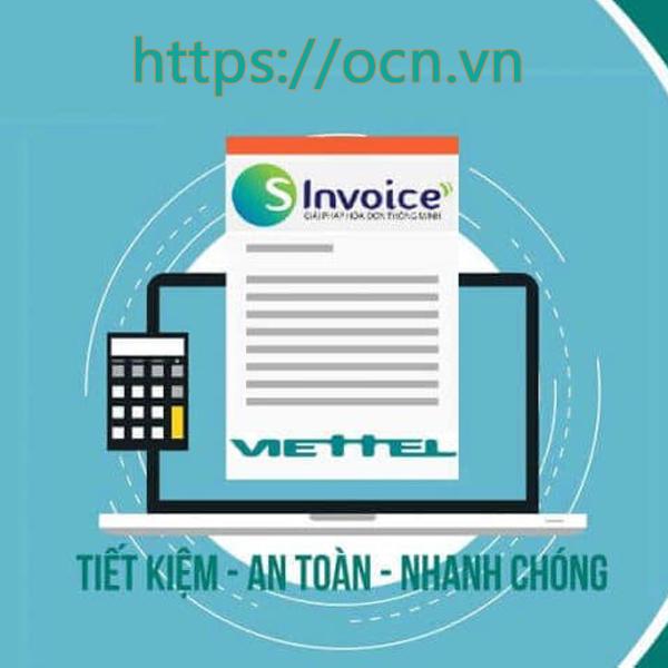 Các tính năng của Hóa đơn điện tử SInvoice của Viettel